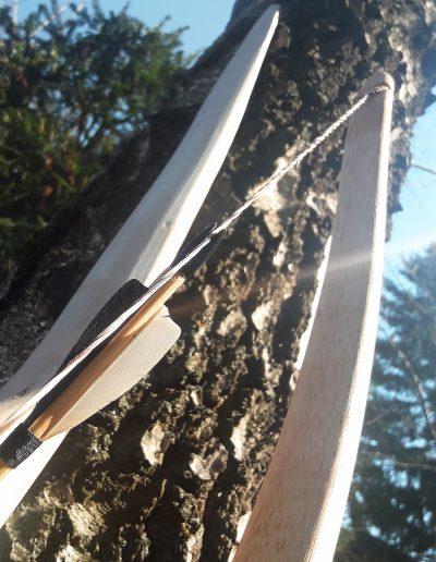 Bogenbau ~ den eigenen, inneren Spuren folgen, Deinen Bogen im Holz finden.